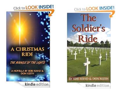 Edie Hand Kindle Books